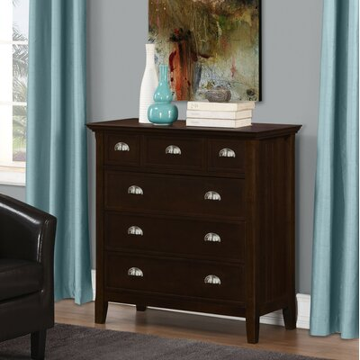 Acadian 6 Drawer Chest