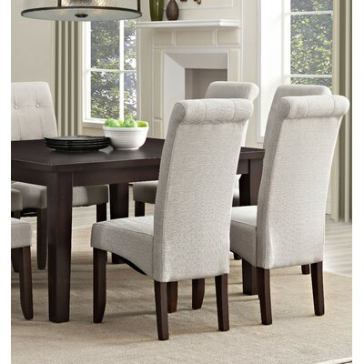 Eastwood 9 Piece Dining Set Chair Finish: Natural