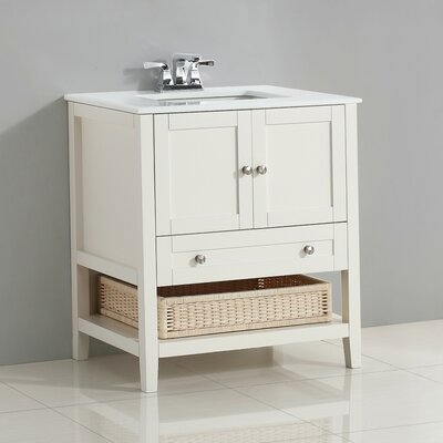 Cape Cod 31 Single Bathroom Vanity Set