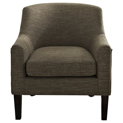 Pauline Club Chair Color: Fawn Brown