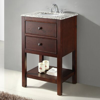 Burnaby 21 Single Bathroom Vanity Set