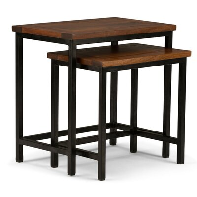 Skyler Nesting 2 Piece End Table