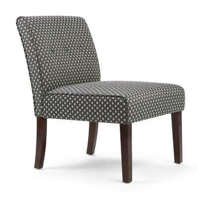 Sallybrook Slipper Chair Upholstery: Gray