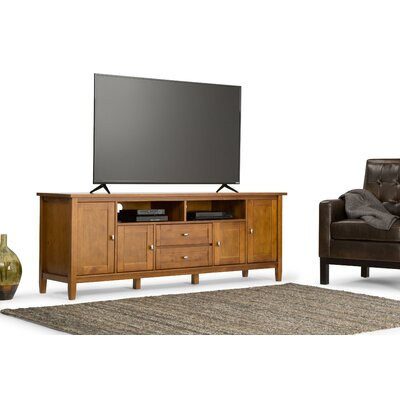 Warm Shaker 72 TV Stand