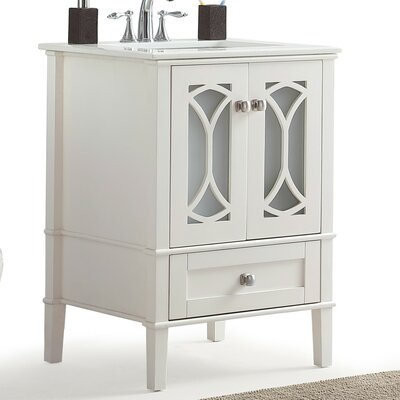 Paige 24 Single Bathroom Vanity Set