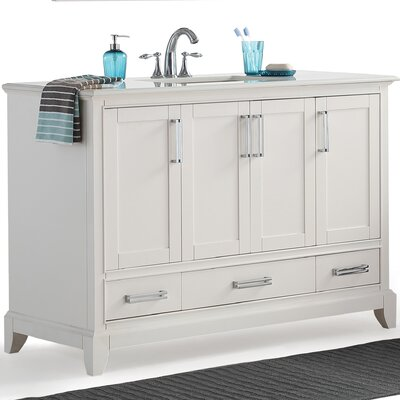 Elise 48 Single Bathroom Vanity Set