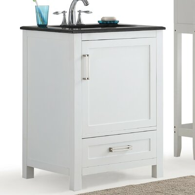 Evan 24 Single Bathroom Vanity Set