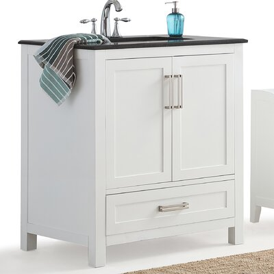 Evan 31 Single Bathroom Vanity Set