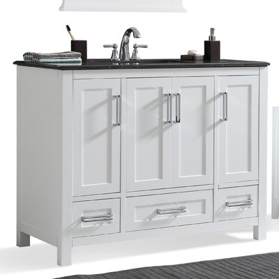Evan 43 Single Bathroom Vanity Set