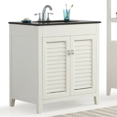 Adele 30 Single Bathroom Vanity Set