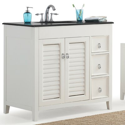 Adele 36 Single Bathroom Vanity Set