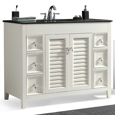 Adele 42 Single Bathroom Vanity Set