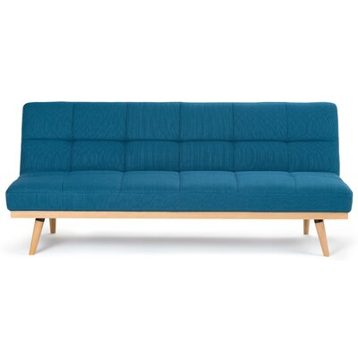 Spencer Convertible Sofa Upholstery: Mediterranean Blue