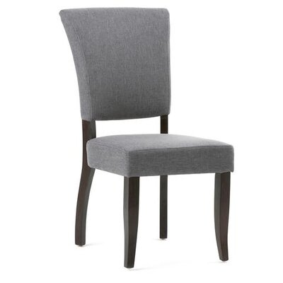 Joseph Deluxe Side Chair Upholstery: Slate Gray