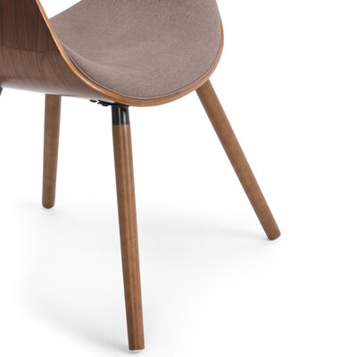 Wayland Bentwood Upholstered Dining Chair