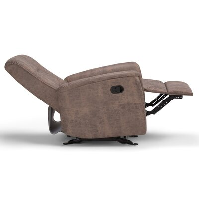 Percy Manual Glider Recliner