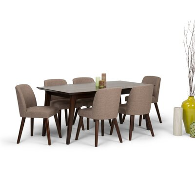 Emery 7 Piece Dining Set