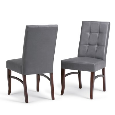 Ezra Deluxe Upholstered Dining Chair