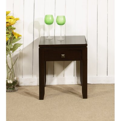 Credit for Cosmopolitan End Table...