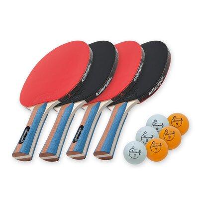 Jet Set 4 Premium Table Tennis Set image