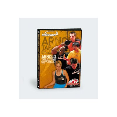 2005 Arnold Table Tennis Championships DVD Vol.2 505-02