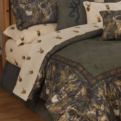 Whitetails 200TC Sheet Set Size: California King