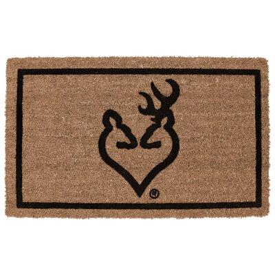 Buckheart Doormat