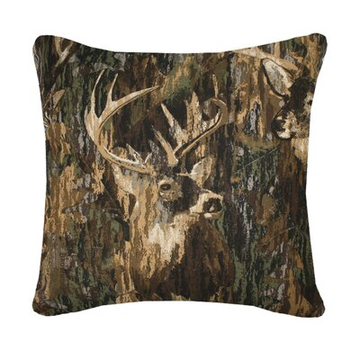 Whitetails Throw Pillow