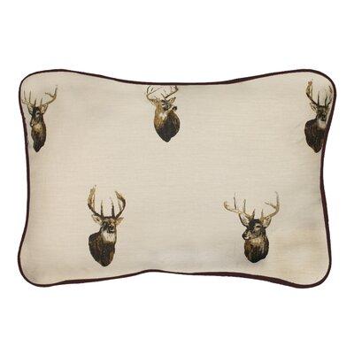 Whitetails Lumbar Pillow