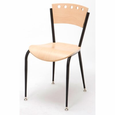 Cafe Side Chair Finish: Natural