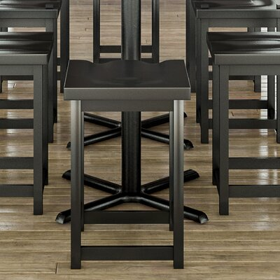 Eastwood 24 inch Bar Stool Finish: Black