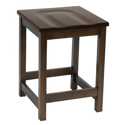 Eastwood 24 Bar Stool Finish: Walnut