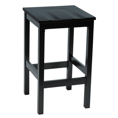 Eastwood 30 Bar Stool Finish: Black
