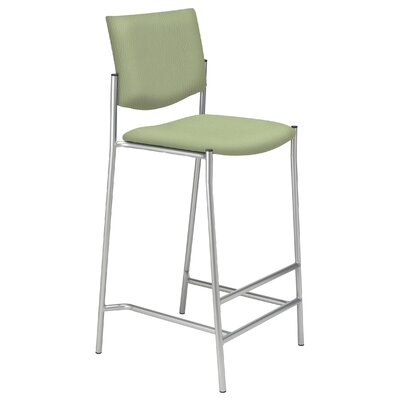 Stratton Full Back 30 Bar Stool Finish: Sage