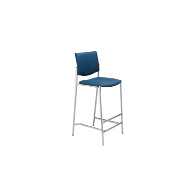 Stratton Full Back 30 Bar Stool Finish: Snow