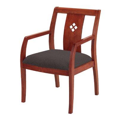 Guest Chair Seat Color: Black