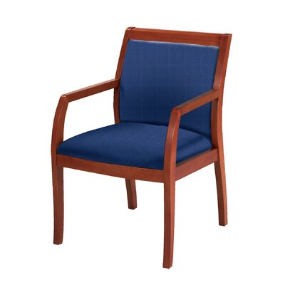 Guest Chair Seat Color: Navy