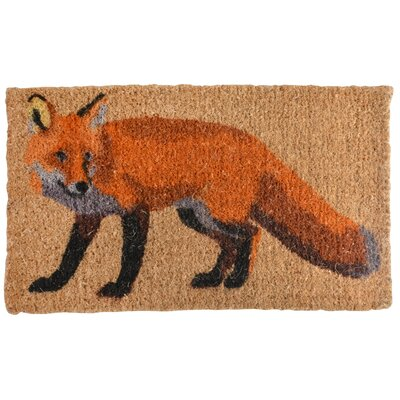 Fox Cocos Doormat