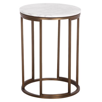Porter Marble End Table