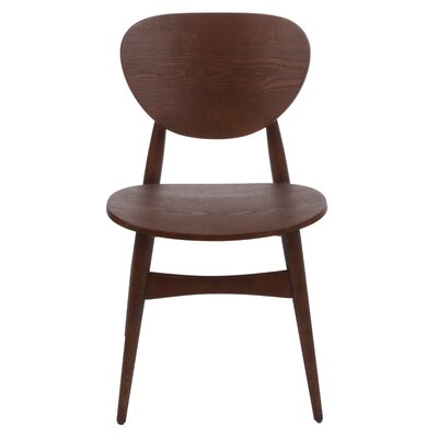 Plukke Solid Wood Dining Chair