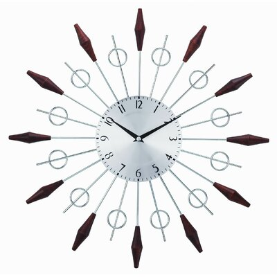 The Noyes Sunburst Clock