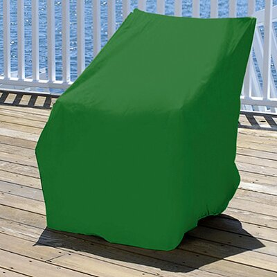 Durable Outdoor Patio Vinyl Chair Cover