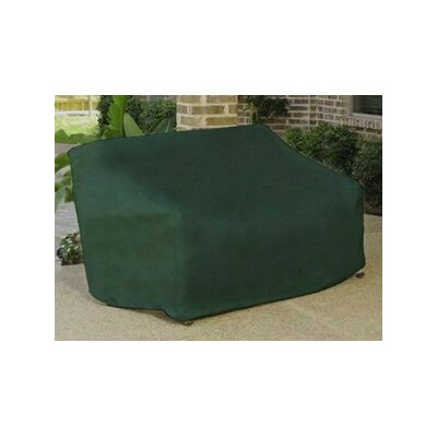 Durable Outdoor Patio Vinyl 3 Seat Glider Chair Cover