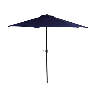 7.5 Market Umbrella Color: Navy Blue