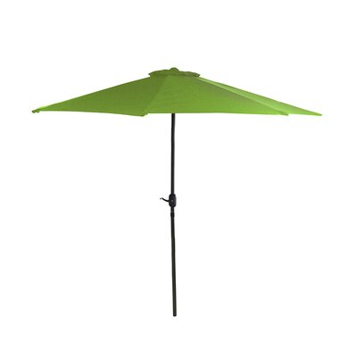 7.5 Market Umbrella Color: Lime Green