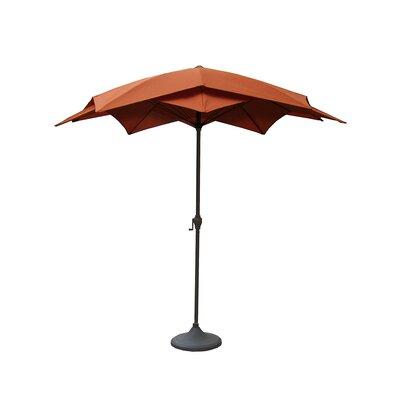 8.2 Market Umbrella Color: Terracotta
