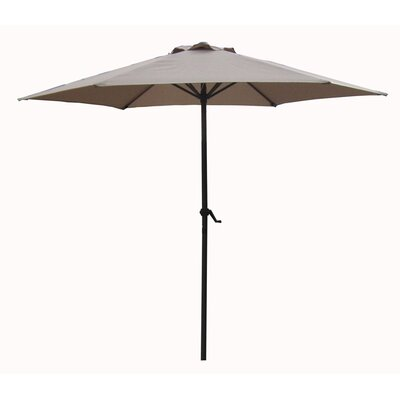 7.5 Market Umbrella Color: Taupe