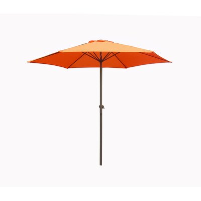 7.5 Market Umbrella Color: Orange
