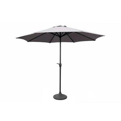 9' Market Umbrella Color: Gray 93492
