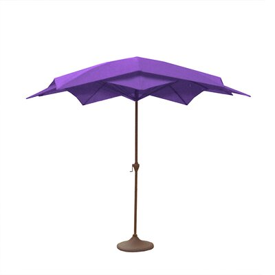 8.2 Market Umbrella Color: Purple